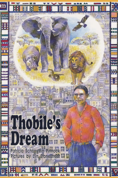 Front cover image of the childrens book Thobile's Dream