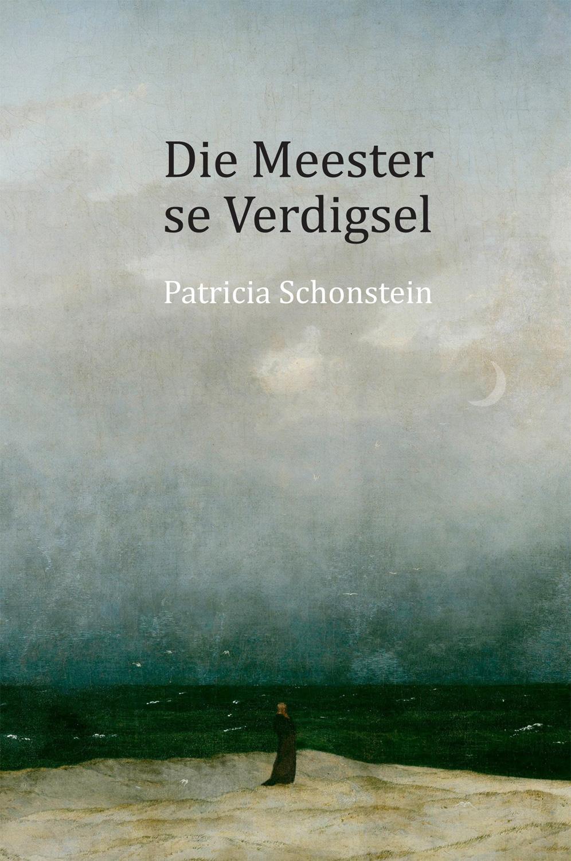 Front cover image of the Afrikaans novel, Die Meester se Verdigsel