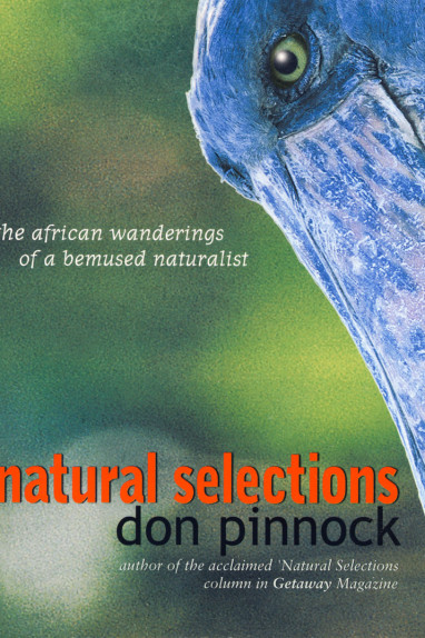 Front cover image of the book, Natural Selections